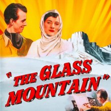 La montagna di cristallo: la locandina del film