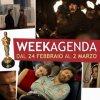 Week-Agenda: gli Oscar, Snowpiercer e un Tir carico di film