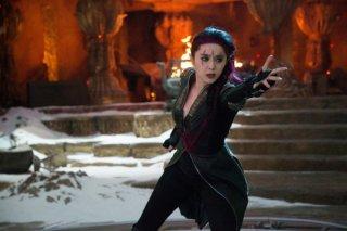 X-Men: Giorni di un futuro passato - Fan Bingbing in azione in una scena del film