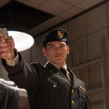 X-Men: Giorni di un futuro passato - Josh Helman sfodera la pistola