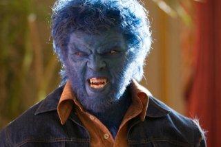 X-Men: Giorni di un futuro passato - Nicholas Hoult in versione blu