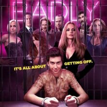 Behaving Badly: la locandina