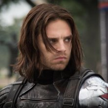 Captain America: The Winter Soldier: un intenso primo piano di Sebastian Stan