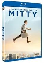 La copertina di I sogni segreti di Walter Mitty (blu-ray)