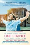 One Chance: la locandina italiana