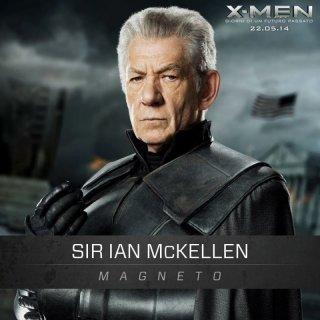 X-Men: Days Of Future Past: Un'immagine promozionale di Ian McKellen