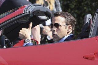 Entourage - The Movie: Adrian Grenier in macchina a Los Angeles