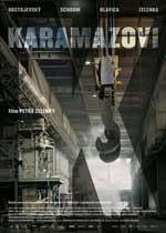 i fratelli Karamazov: la locandina del film