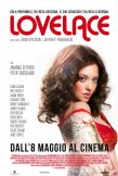 Lovelace: la locandina italiana