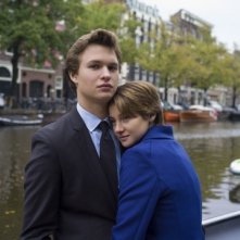 The Fault in Our Stars: un tenero momento tra Shailene Woodley e Ansel Elgort