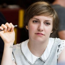 Girls: Lena Dunham in una scena dell'episodio Incidentals