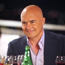 Il giudice meschino: Luca Zingaretti in un momento della fiction Rai