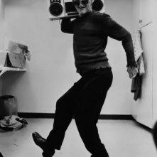 Nightmare 2: la rivincita - Robert Englund sul set del film