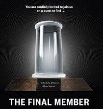 The Final Member: la locandina del film