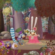 Pipì, Pupù e Rosmarina: un'immagine della serie