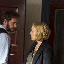 Those Who Kill: Chloë Sevigny e James D'Arcy in una scena della serie