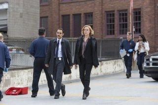 Those Who Kill: Chloë Sevigny e Omid Abtahi in una scena
