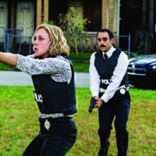 Those Who Kill: Chloë Sevigny e Omid Abtahi in una scena della serie