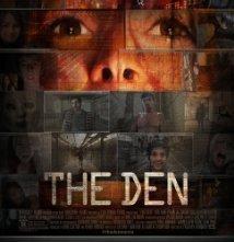 The Den: la locandina del film