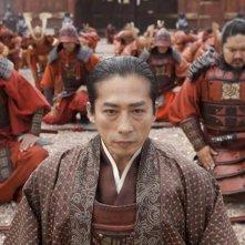 47 Ronin: Hiroyuki Sanadanei panni del comandante dei samurai Ôishi