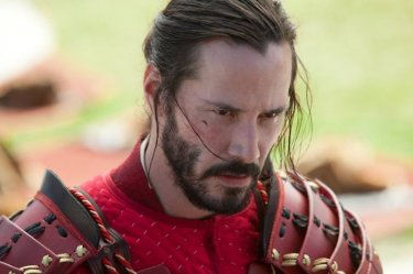 47 Ronin: Keanu Reeves in un momento del film