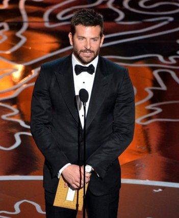 Bradley Cooper agli Oscar 2014