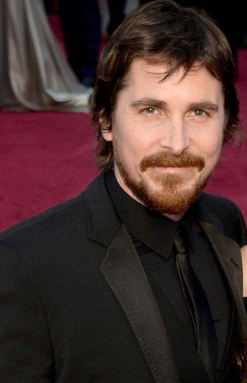 Christian Bale sul red carpet degli Oscar 2014