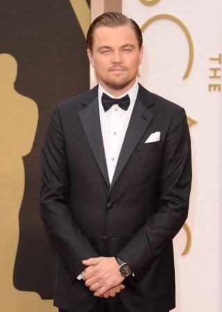 Leonardo DiCaprio sul red carpet degli Oscar 2014