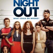 Moms' Night Out: la locandina del film