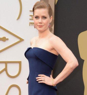Oscar 2014 - Amy Adams sul red carpet.