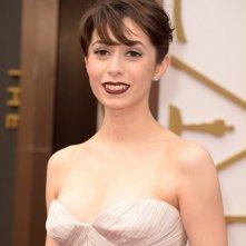 Oscar 2014 - Cristin Milioti sul red carpet.