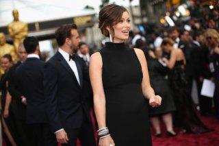 Oscar 2014 - Olivia Wilde sul tappeto rosso