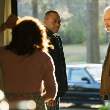 Resurrection: Kurtwood Smith, Omar Epps in una scena