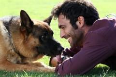 Francesco Arca: Io e Rex, che coppia!