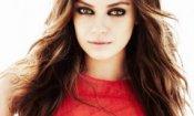 Mila Kunis guest star in Due uomini e mezzo