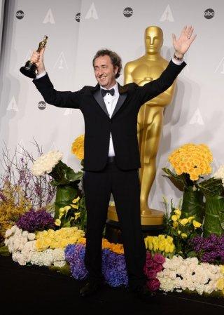 Oscar 2014 - Paolo Sorrentino vince con La grande bellezza