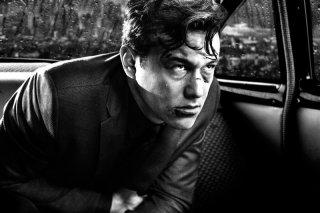 Sin City - Una donna per cui uccidere: un primo piano di Joseph Gordon-Levitt