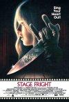 Stage Fright: la locandina del film