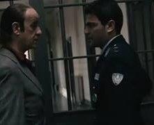 Toni Servillo e Salvatore Ruocco in una scena di Gorbaciof