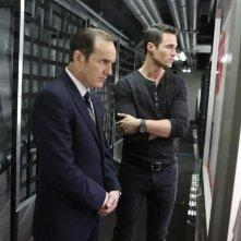 Agents of S.H.I.E.L.D.: Clark Gregg e Brett Dalton nell'episodio TAHITI