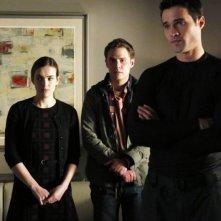 Agents of S.H.I.E.L.D.: Iain De Caestecker, Brett Dalton ed Elizabeth Henstridge nell'episodio TAHITI