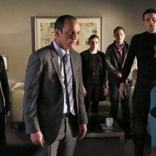 Agents of S.H.I.E.L.D.: Ming-Na Wen, Clark Gregg, Iain De Caestecker, Sarayu Rao, Brett Dalton ed Elizabeth Henstridge nell'episodio TAHITI