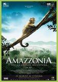 Amazonia: il poster italiano