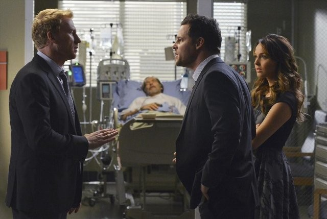 Grey S Anatomy Kevin Mckidd Camilla Luddington James Remar E Justin Chambers Nell Episodio Take It B 300752