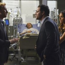 Grey's Anatomy: Kevin McKidd, Camilla Luddington, James Remar e Justin Chambers nell'episodio Take It Back