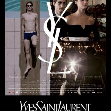 Yves Saint Laurent: la locandina italiana del film