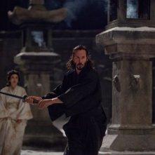 47 Ronin: Keanu Reeves in un'immagine tratta dal film
