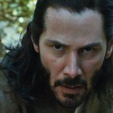 47 Ronin: Keanu Reeves in una scena