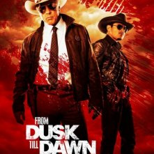 From Dusk Till Dawn: The Series: Don Johnson in un manifesto promozionale