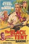 La tenda nera: la locandina del film